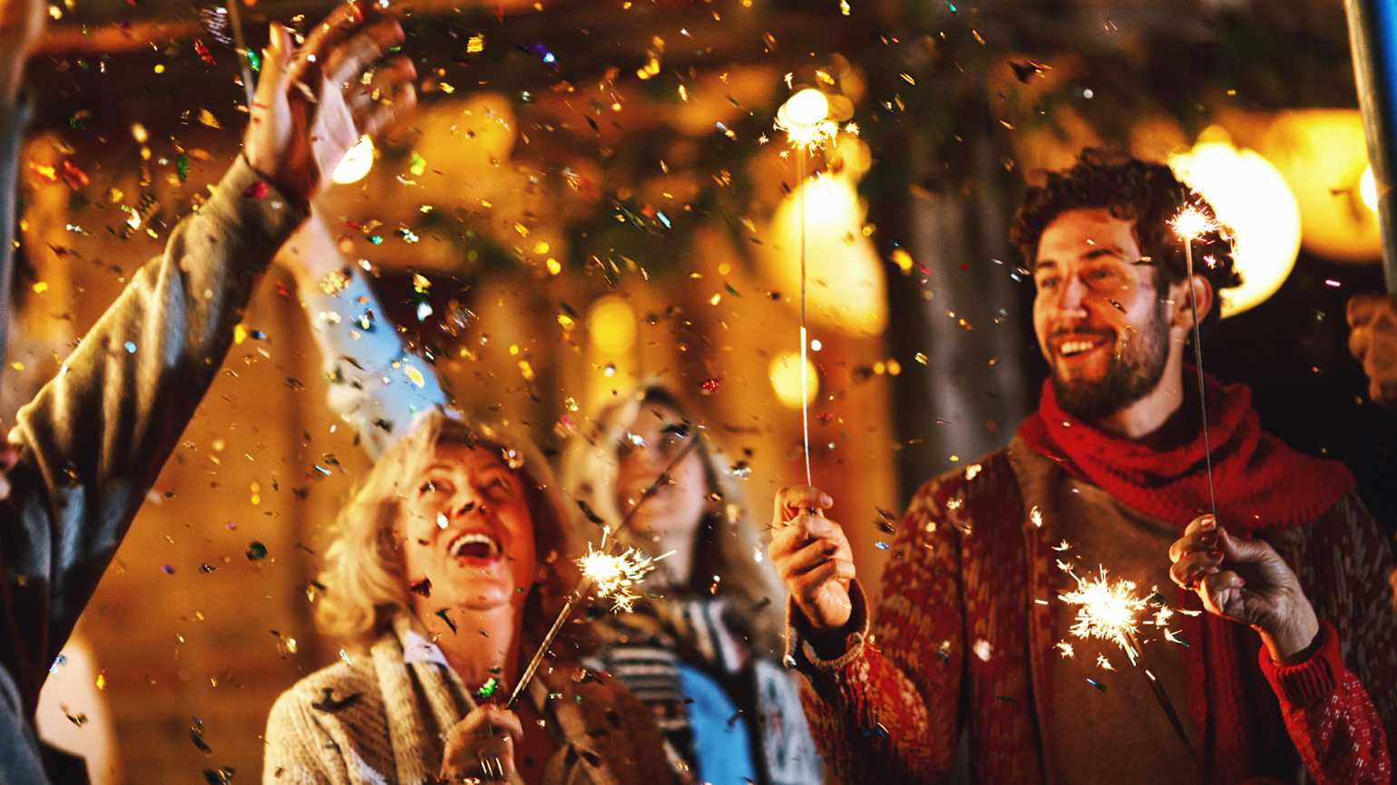 14 New Year's Traditions from Around the World