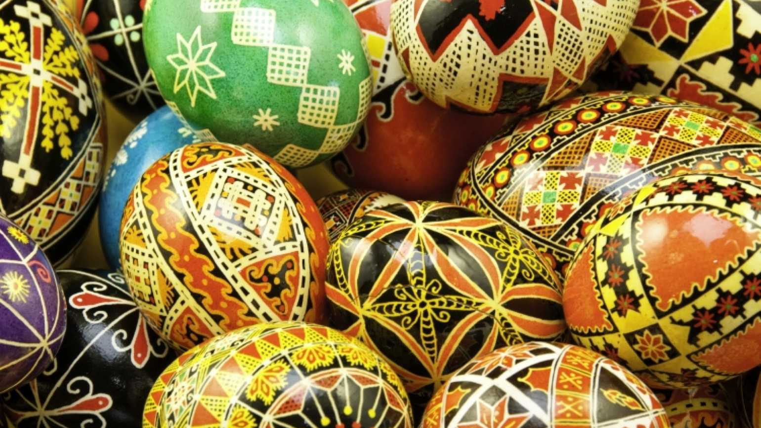Discover the Ancient Art of Pysanky