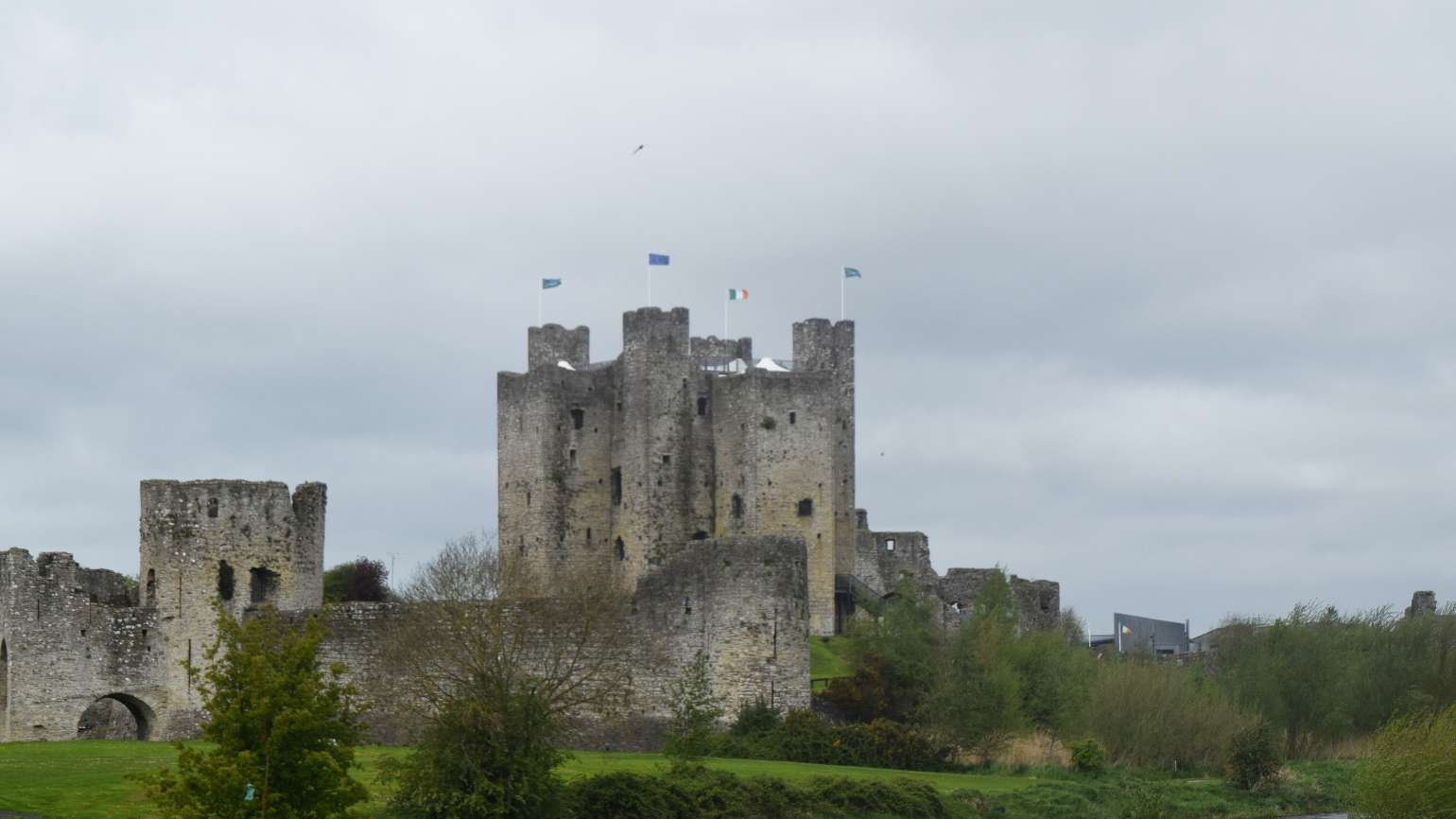 Trim Castle, County Meath Ireland