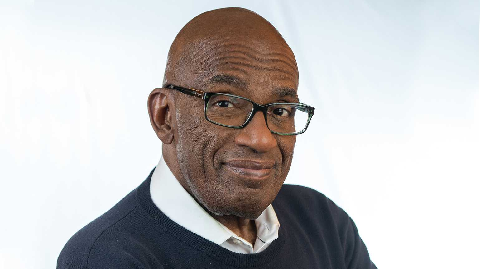 Author and TV personality Al Roker