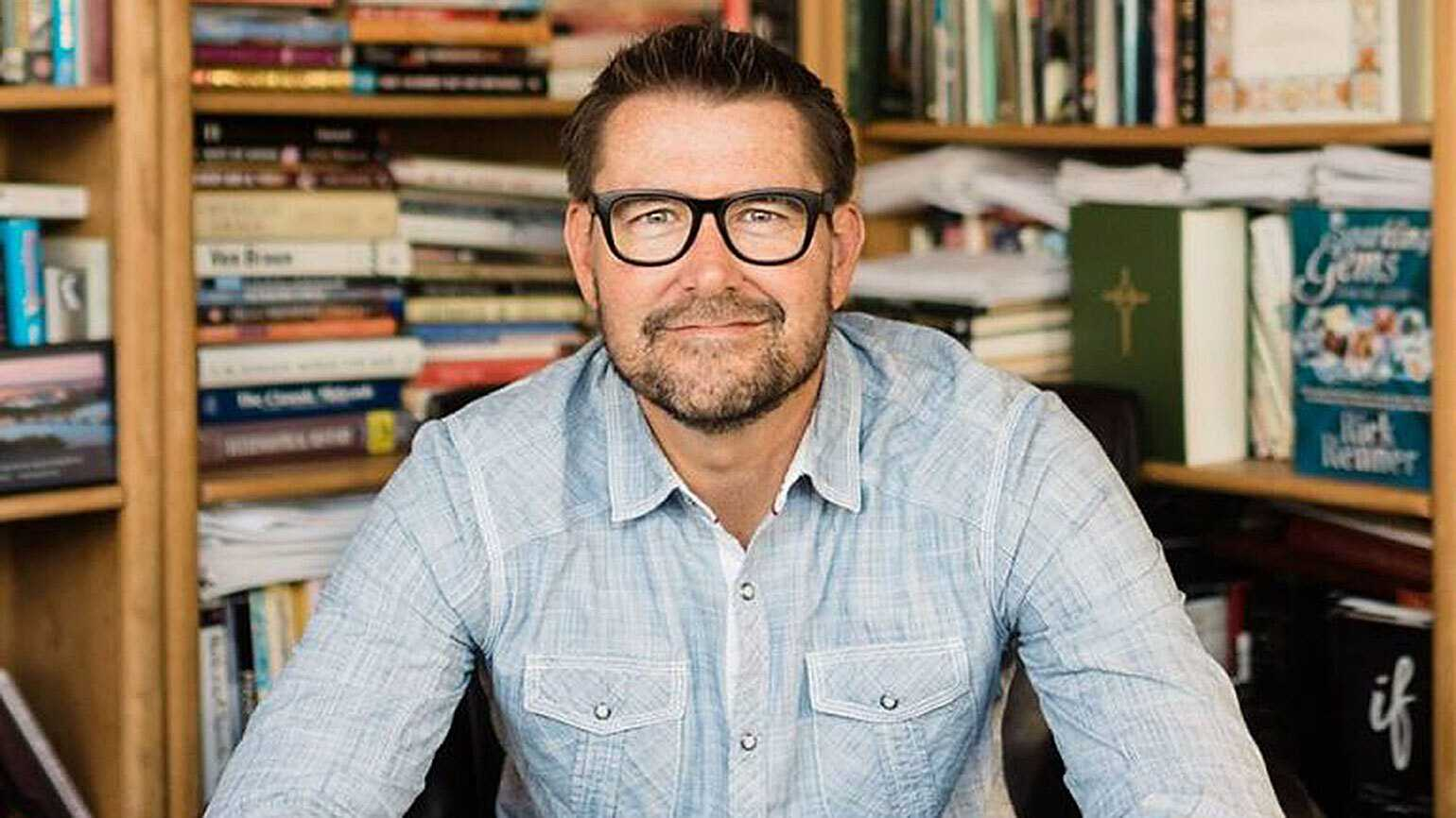 Pastor Mark Batterson; Photo courtesy: Mark Batterson