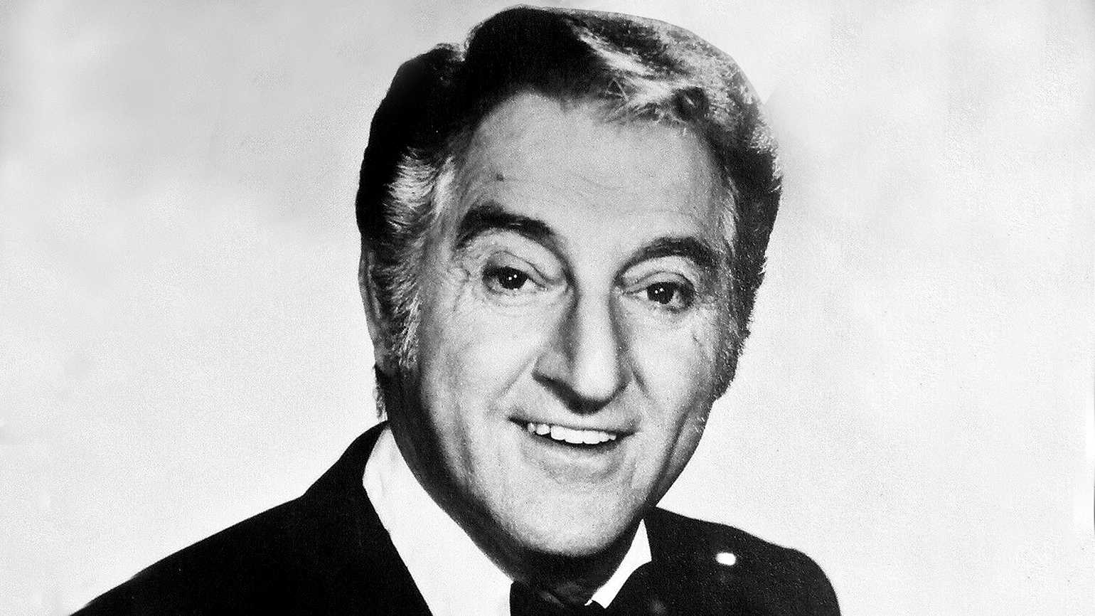 Actor and humanitarian Danny Thomas