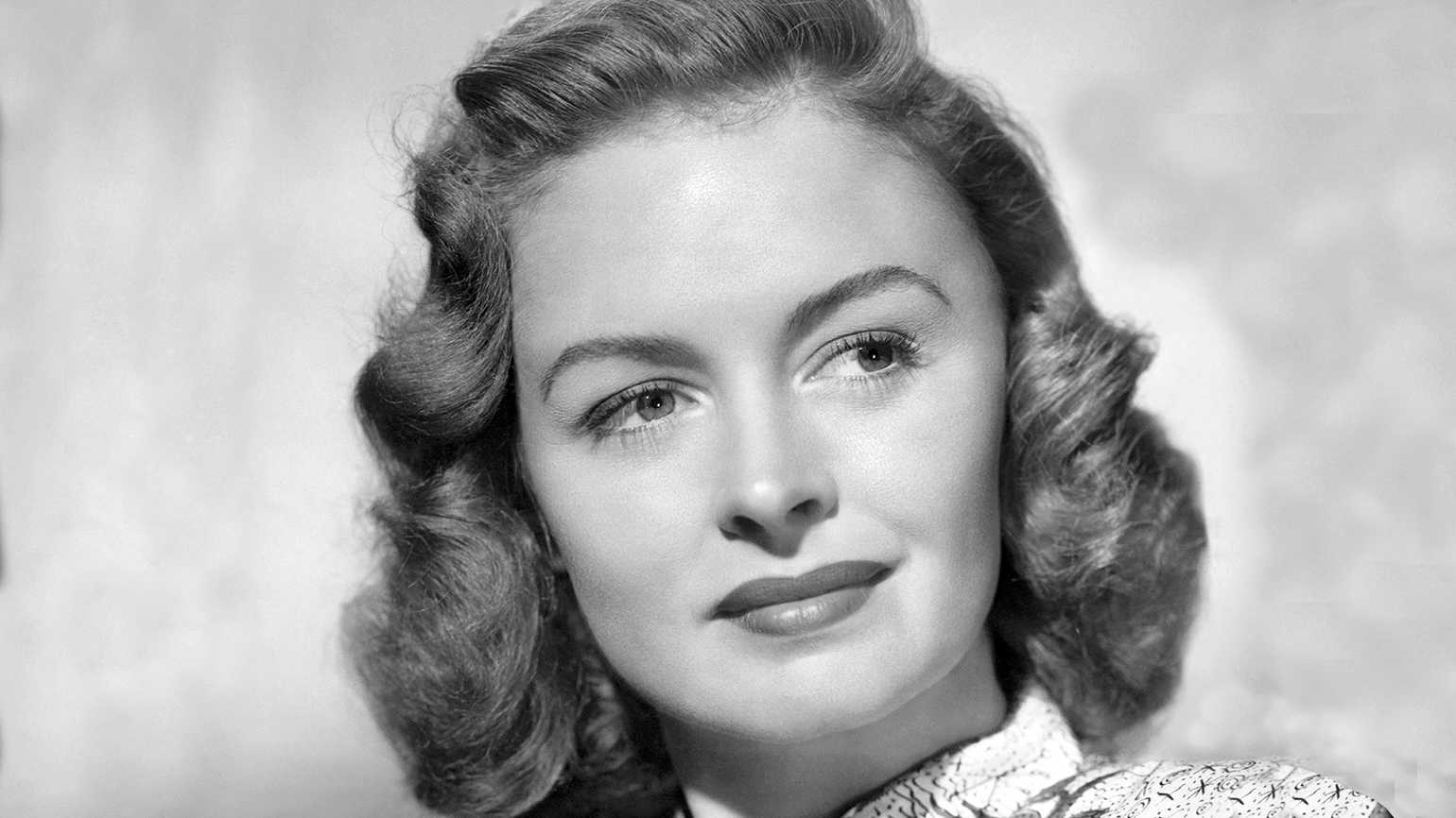Actress Donna Reed