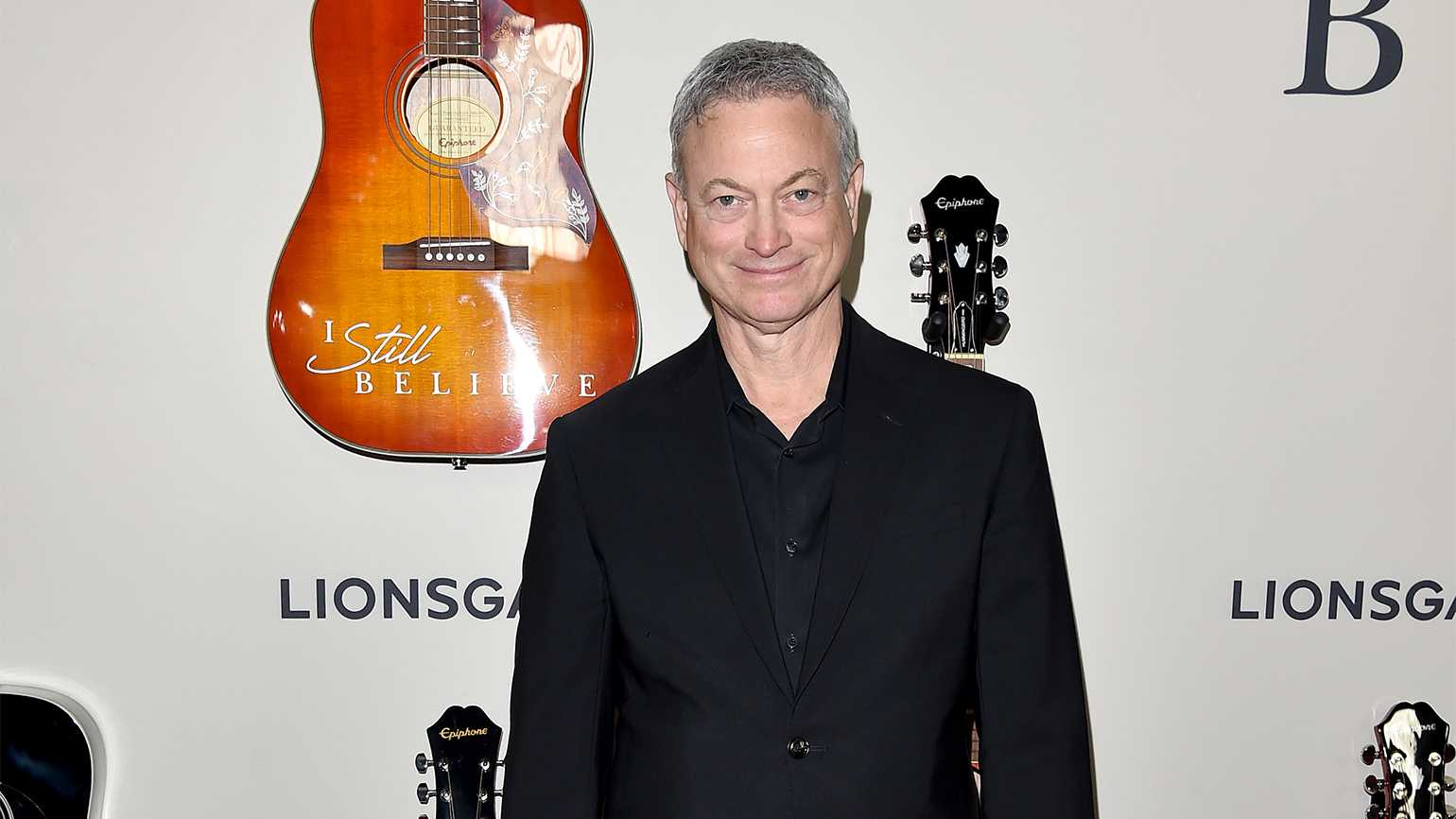 Gary Sinise Honored with Patriot Award for His Work with Veterans