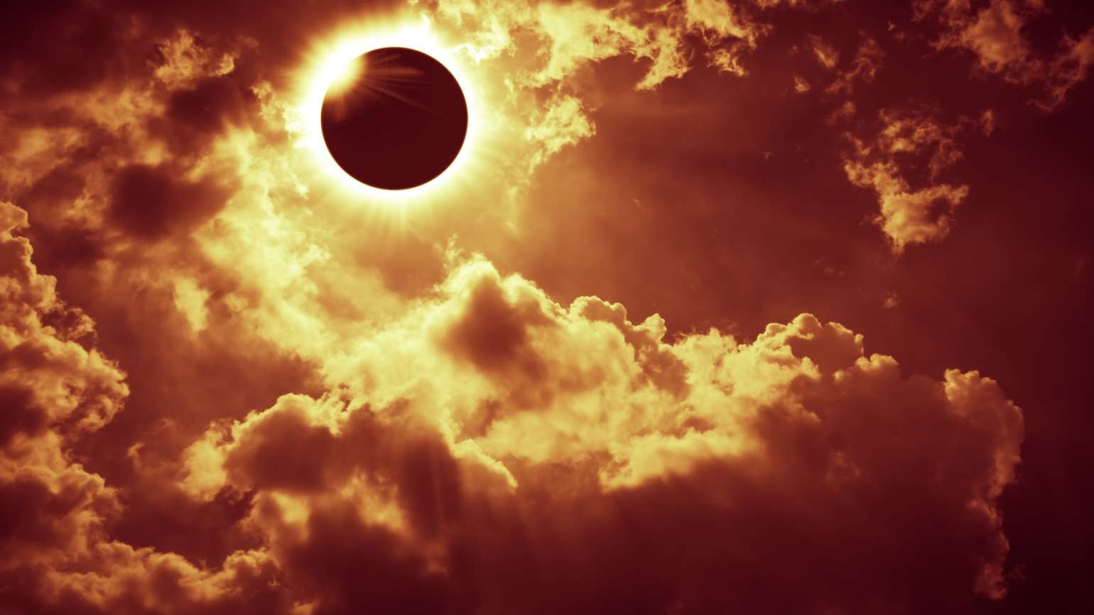 Can the Total Solar Eclipse Bring People to Faith?