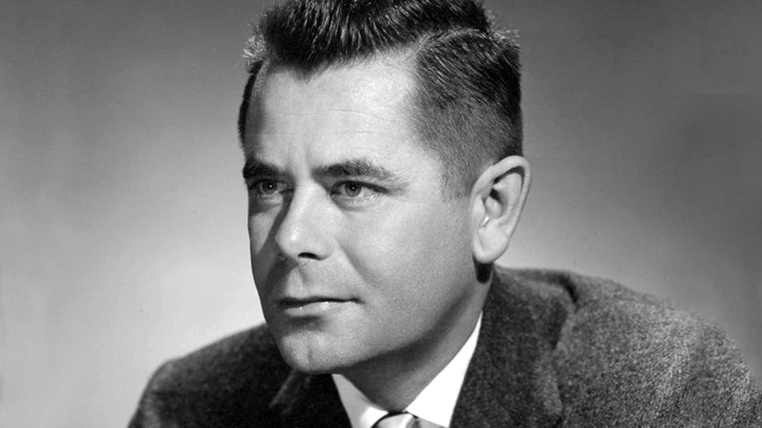 Actor Glenn Ford