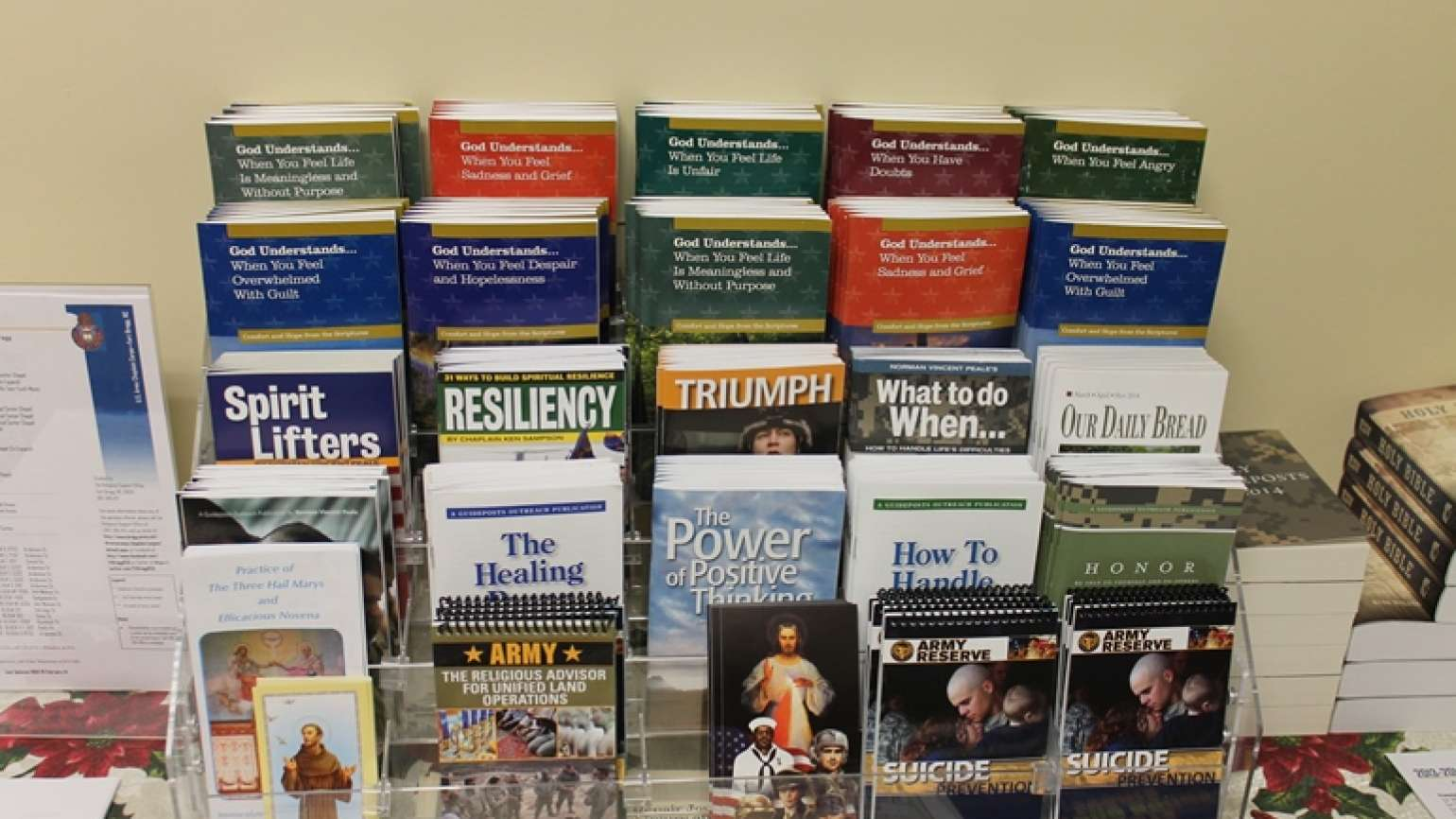 Guideposts Military Outreach