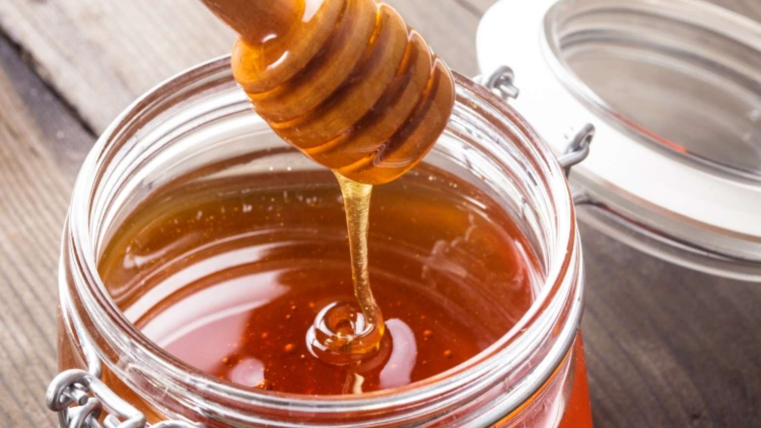 Honey: a sweet symbol of God's blessings