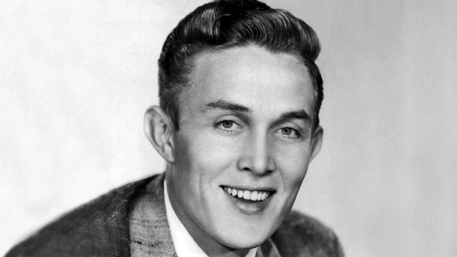 TV and recording star Jimmy Dean