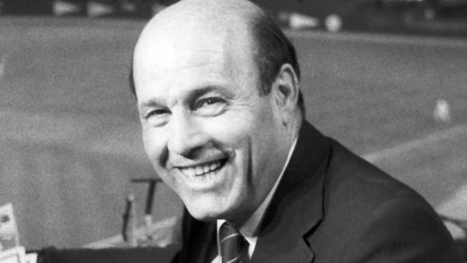 Guideposts: Former major leaguer and broadcaster Joe Garagiola