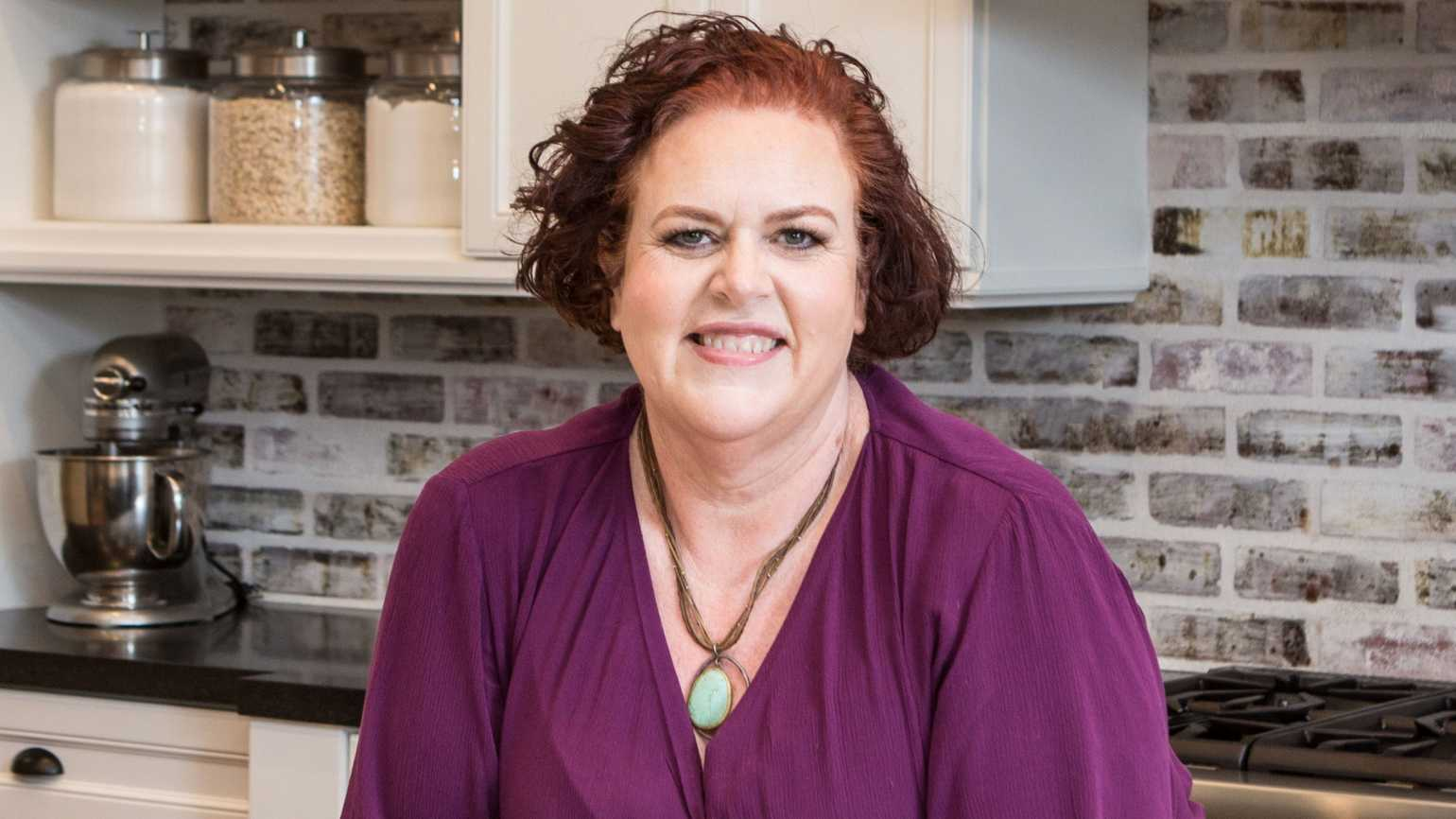Kathi Lipp the author of 'Clutter Free Home'