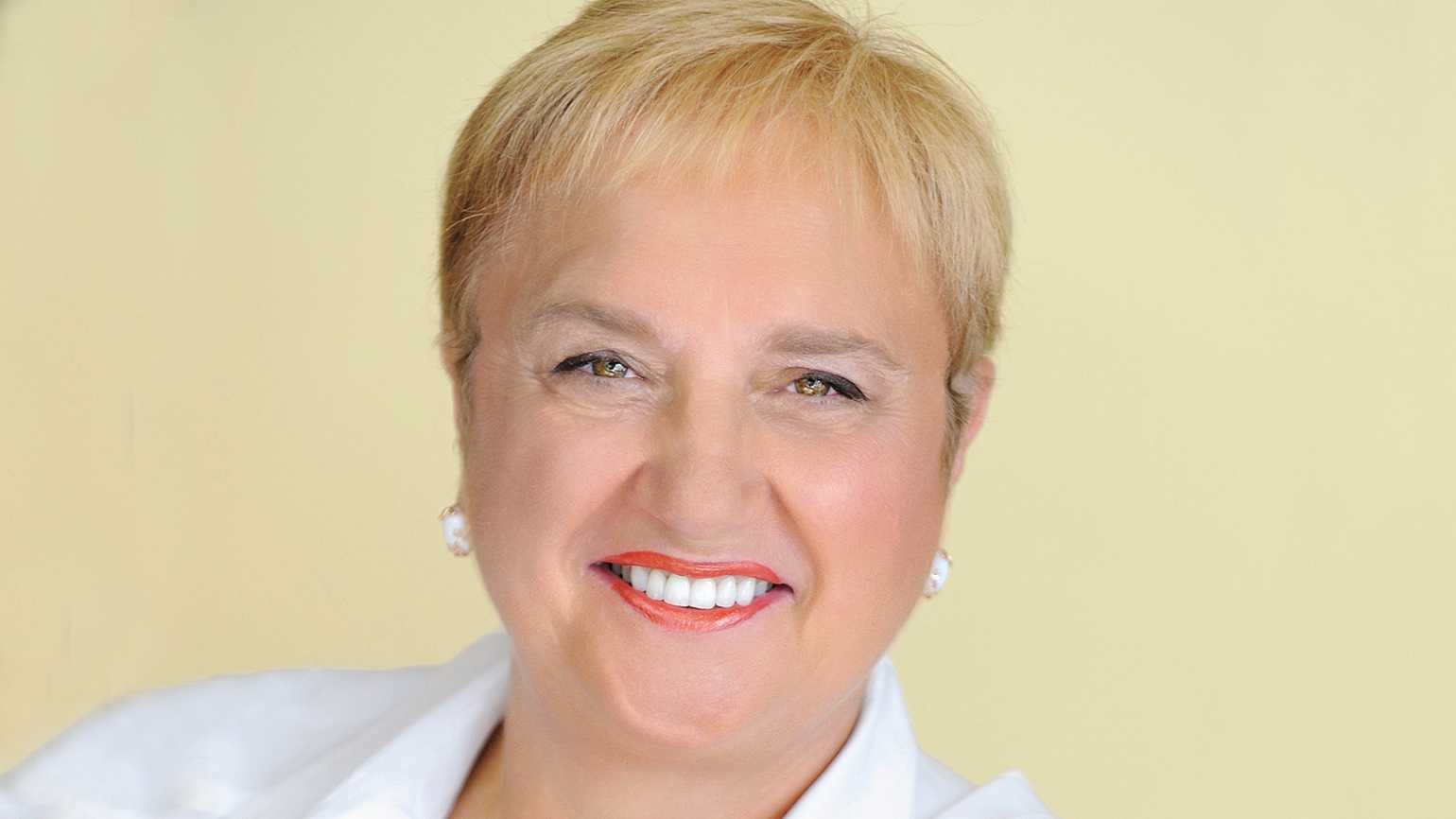 Chef and author Lidia Bastianich