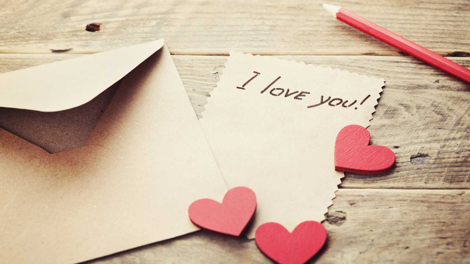 Your  Love Letter to Jesus