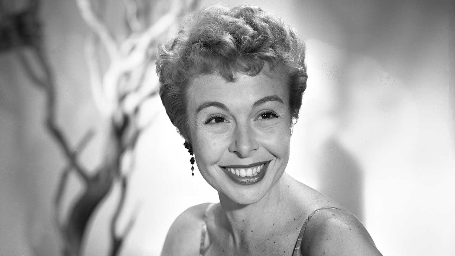 Actress/dancer Marge Champion