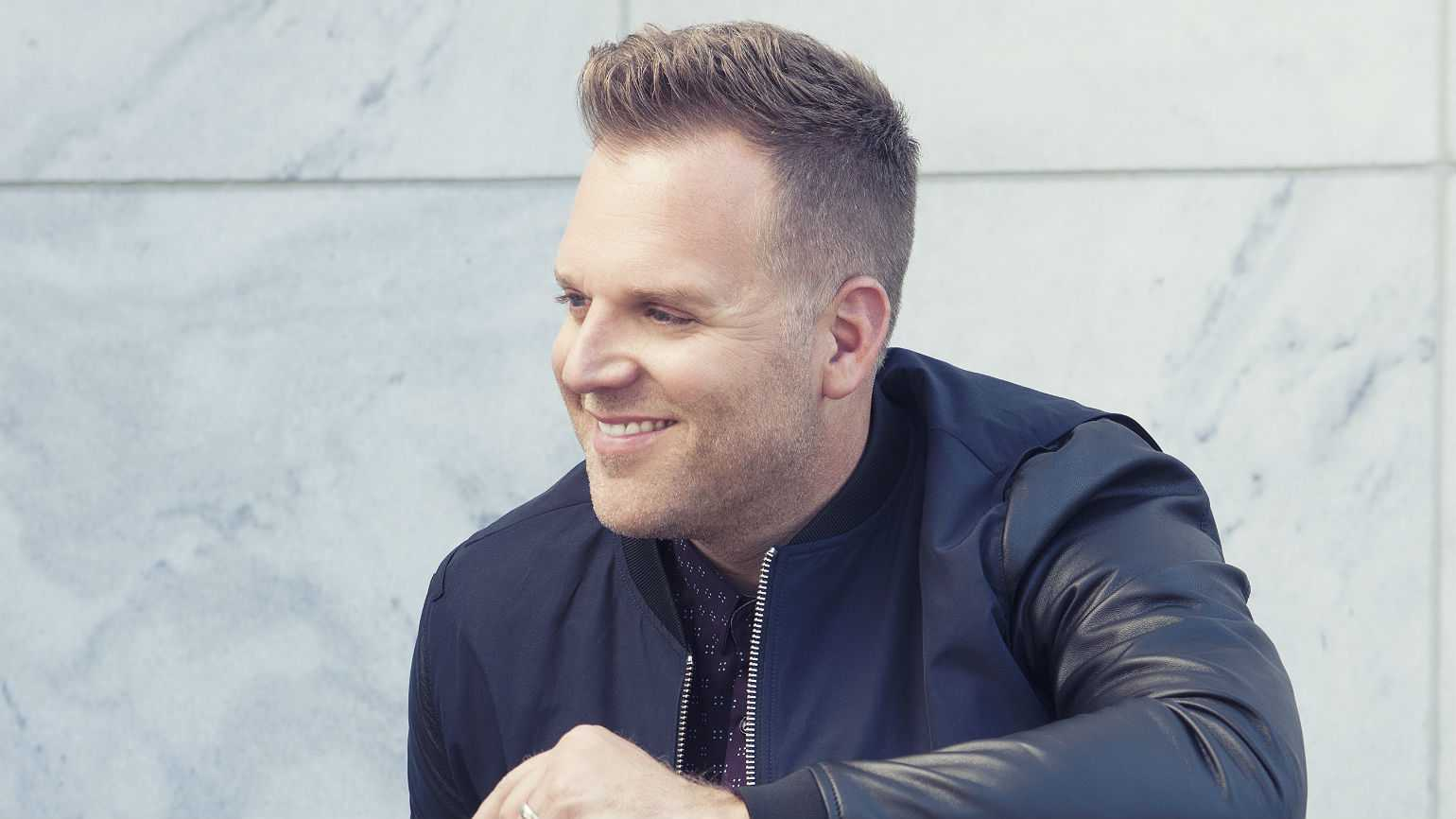 Matthew West Gets Personal On 'All In'