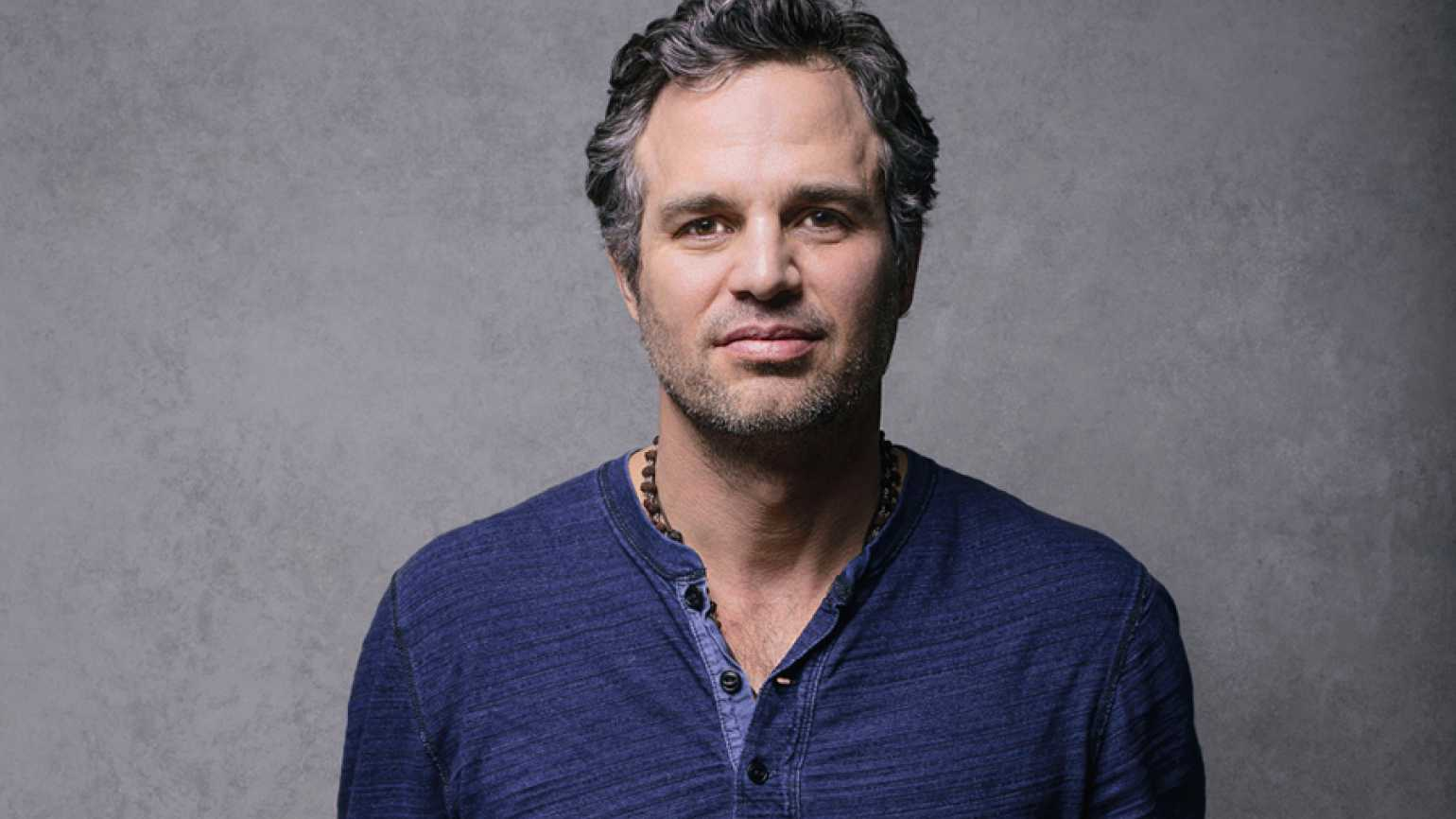 Actor Mark Ruffalo found a growth in his head to be a blessing in disguise.