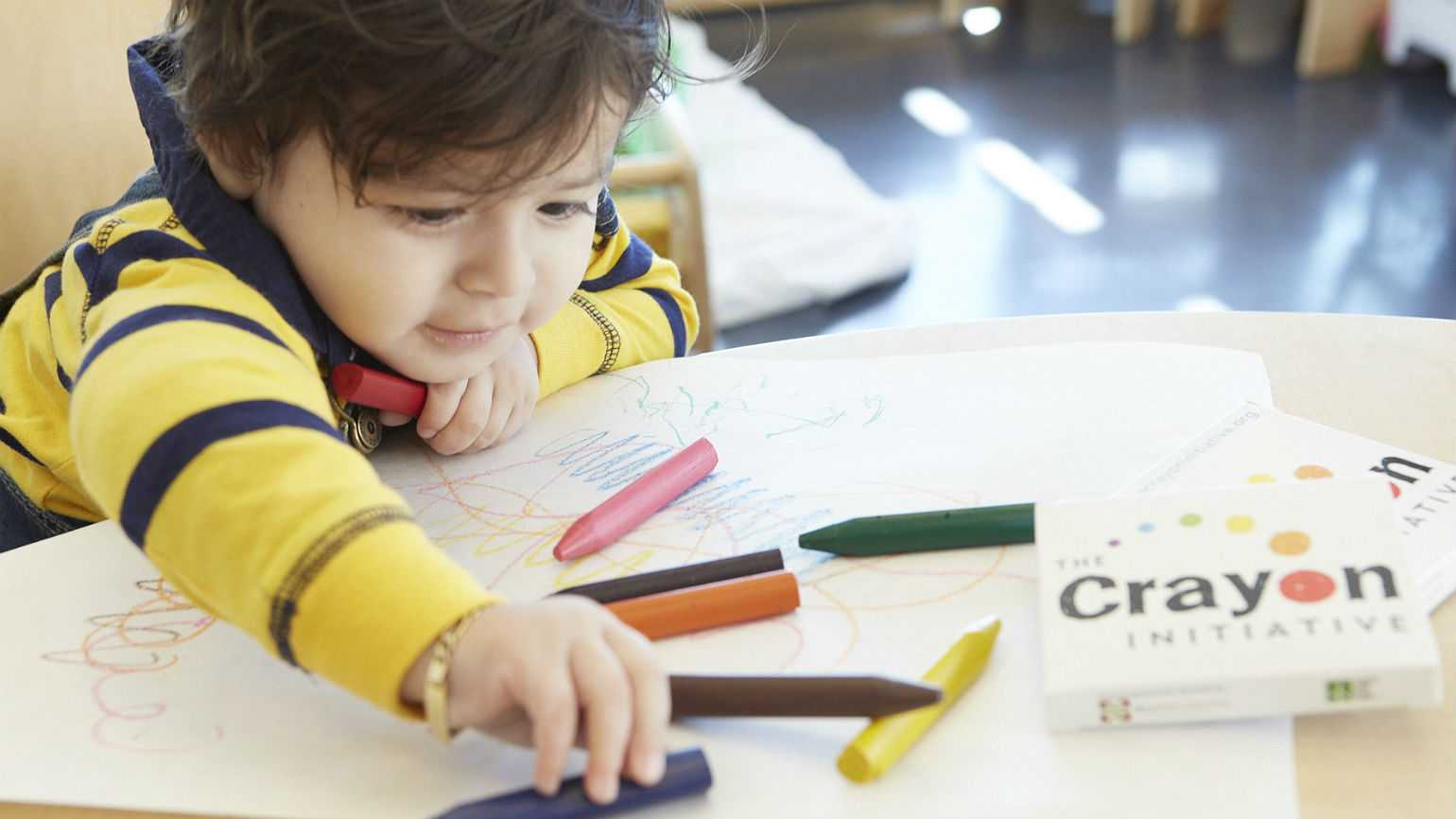 This Nonprofit Recycles Crayons for a Good Cause