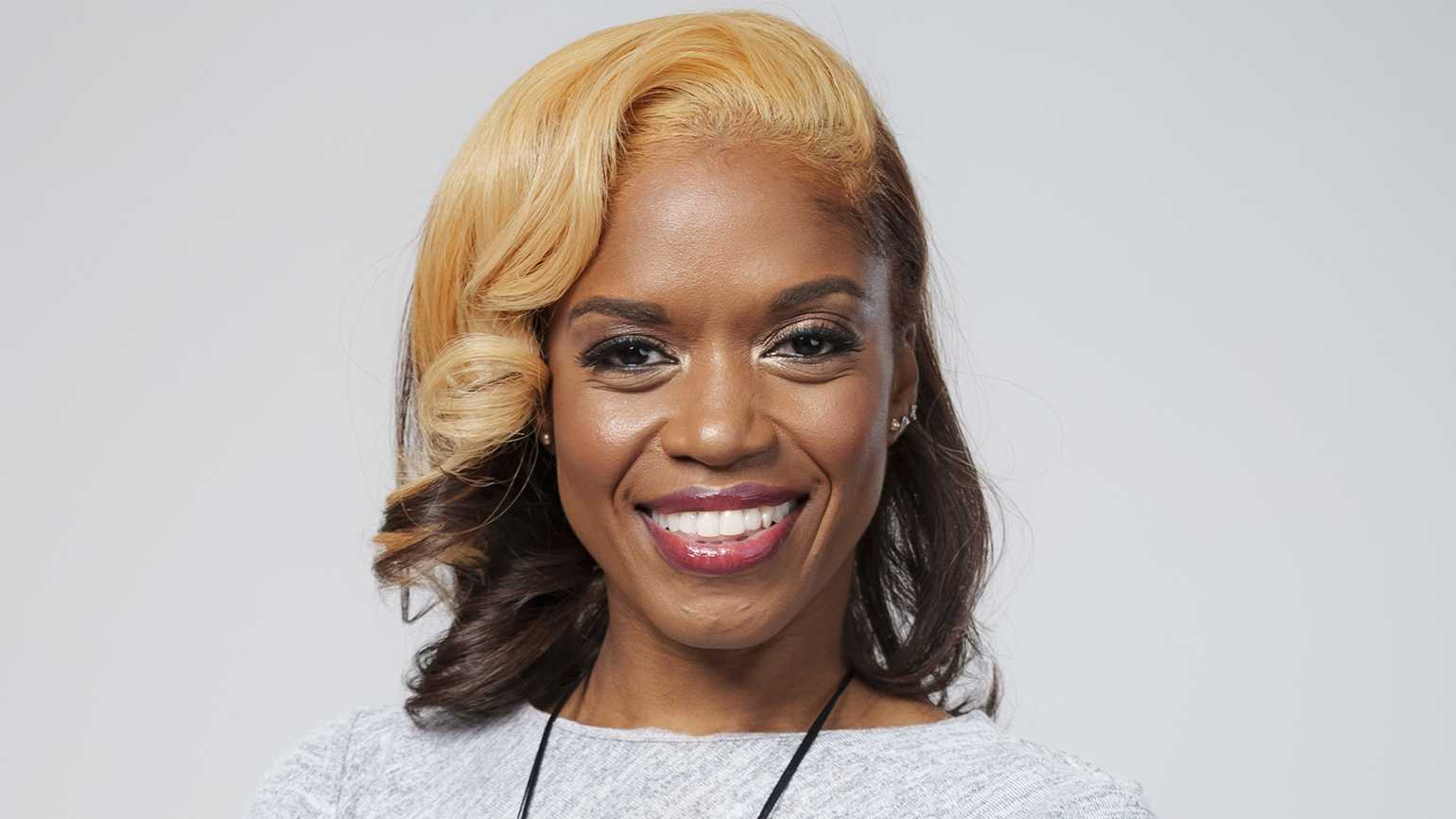 Ty'Ann Brown, Guideposts' Vice President of Ministries; photo by Todd Plitt