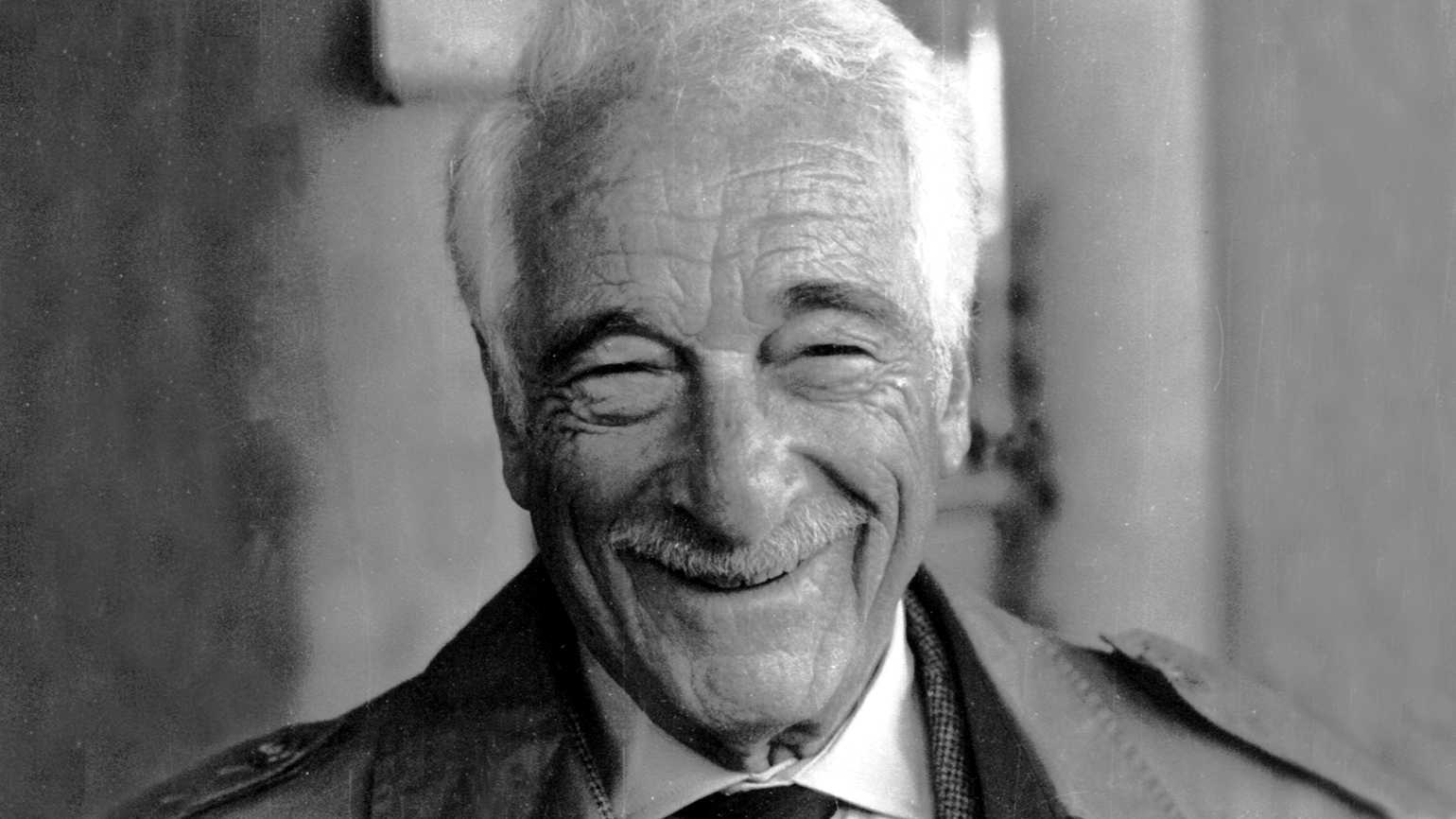 Musician and comedian Victor Borge