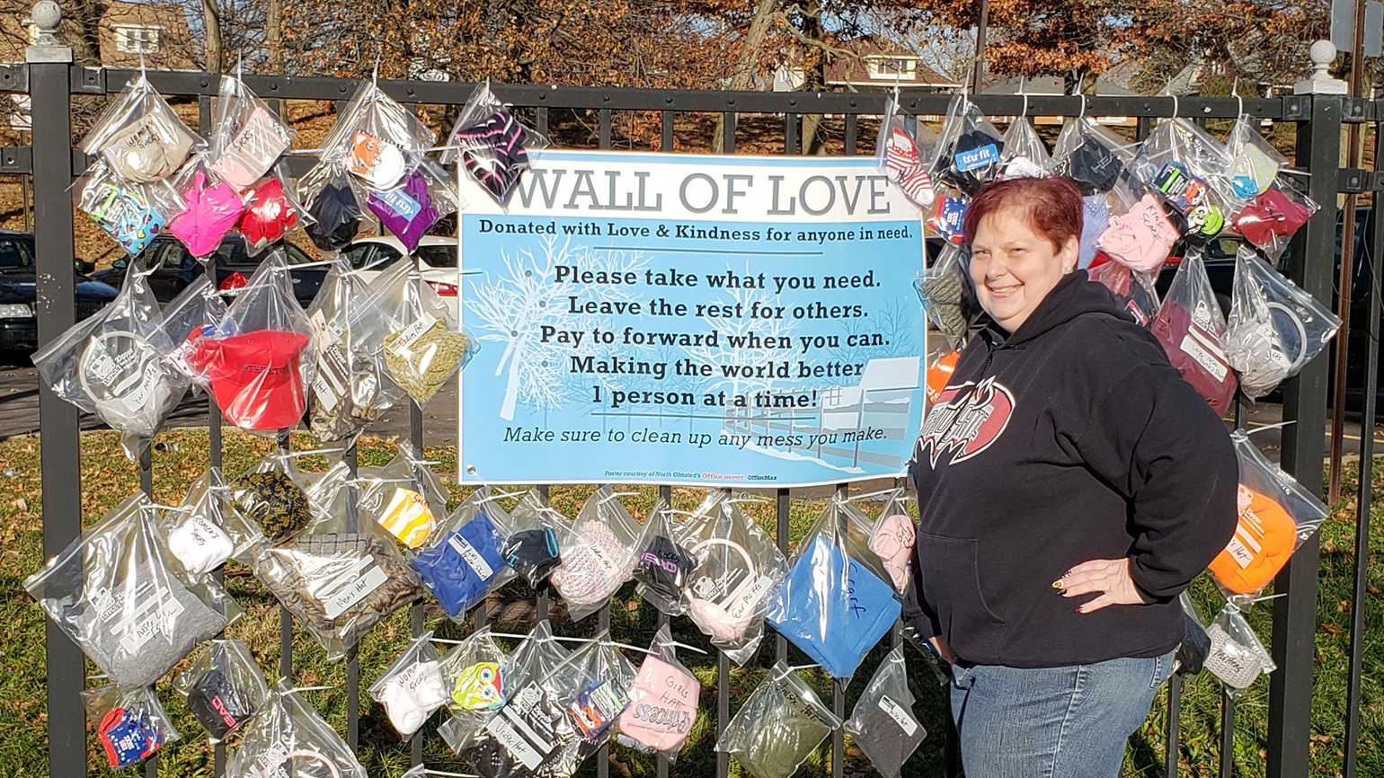 Holly Jackson; by Walls of Love