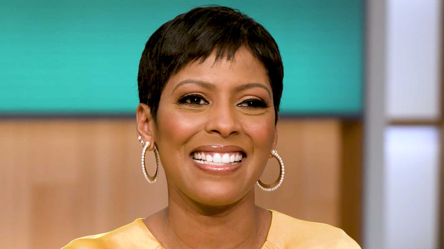 Journalist and broadcaster Tamron Hall