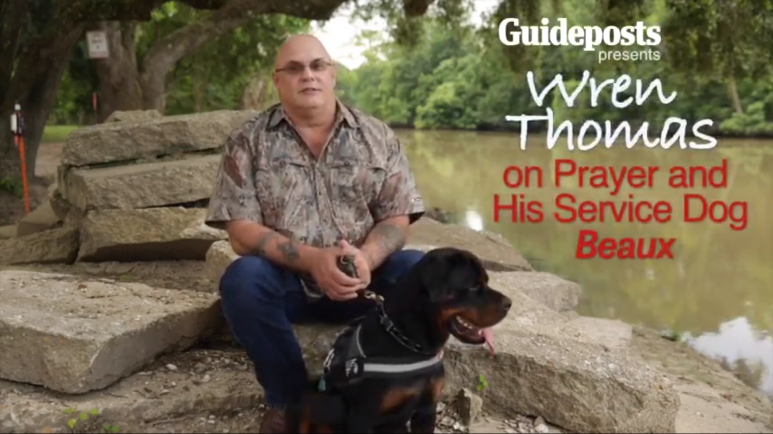The Dog Who Was an Answer to a Prayer