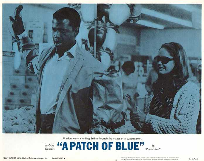 A Patch of Blue poster