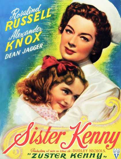 Sister Kenny poster