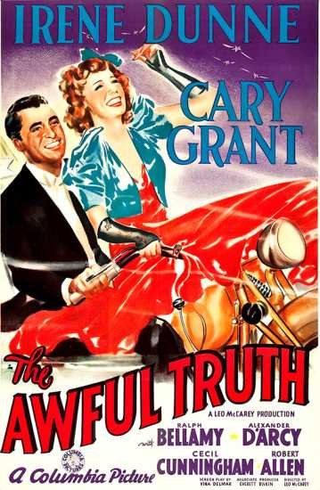 The Awful Truth poster
