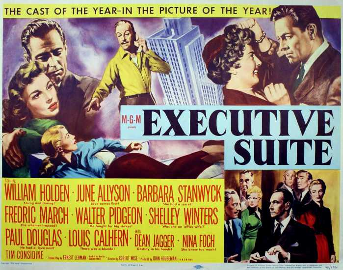 Executive Suite poster