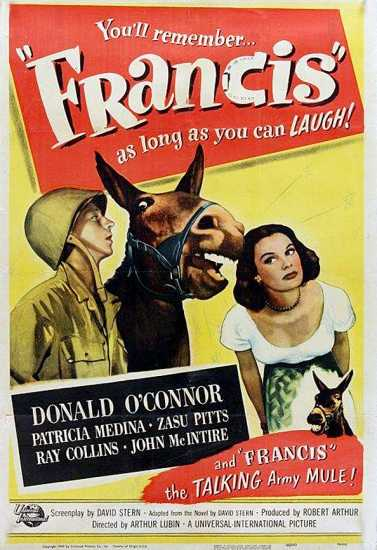 Francis movie poster