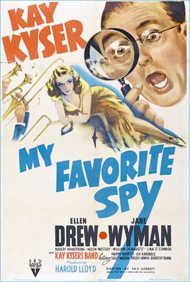 My Favorite Spy poster