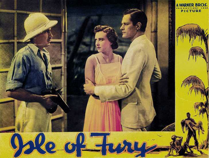 Isle of Fury poster