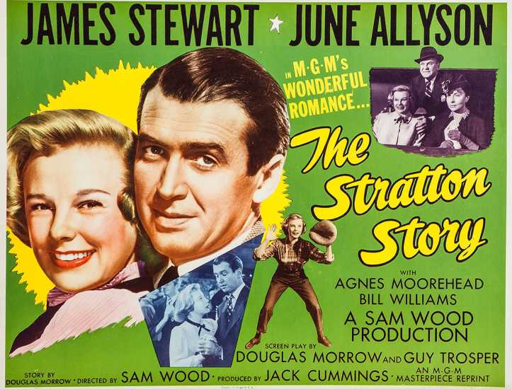 The Stratton Story poster