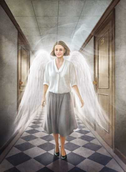 Hall angel