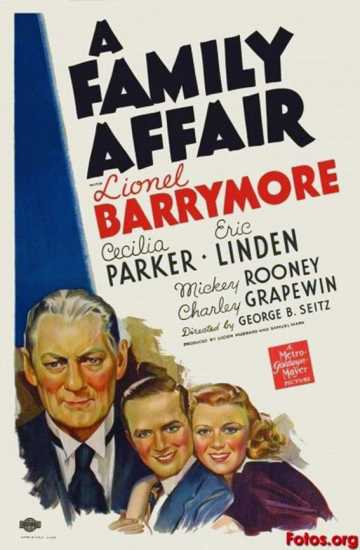 A Family Affair (1936)