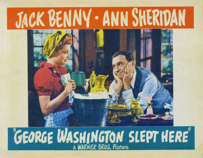 George Washington Slept Here (1942)