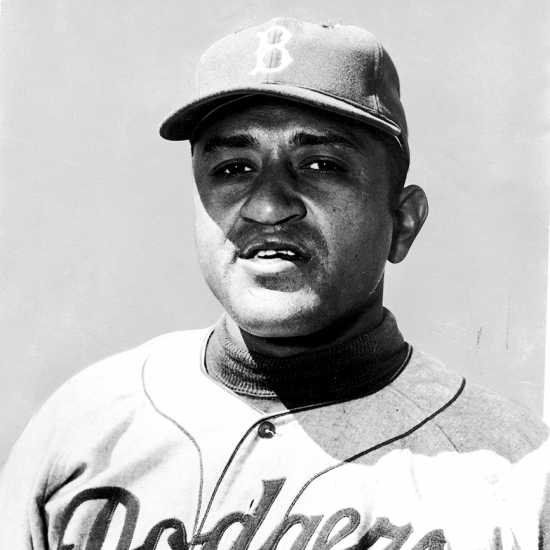 Pitching legend Don Newcombe
