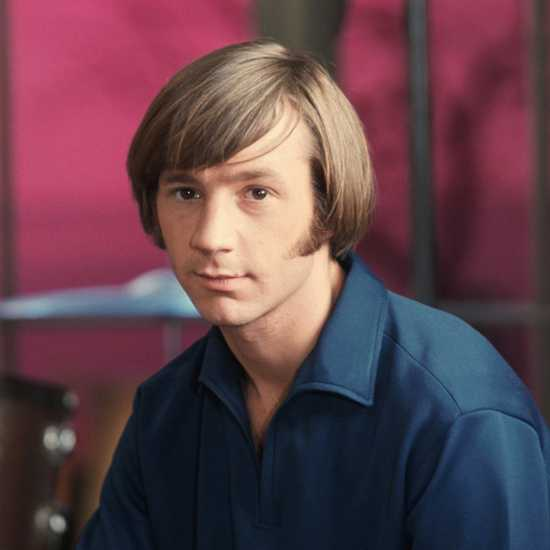 Musician, actor and educator Peter Tork
