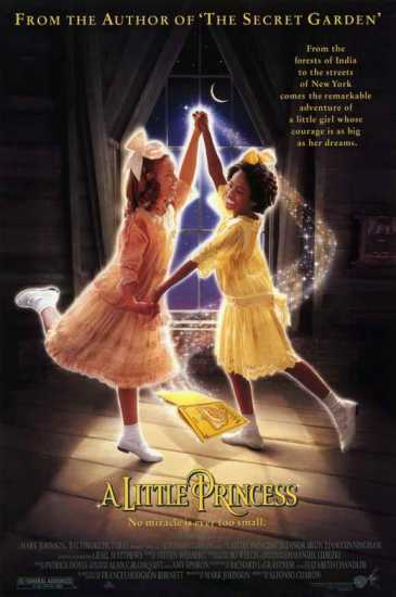 A Little Princess movie from Warner Brothers