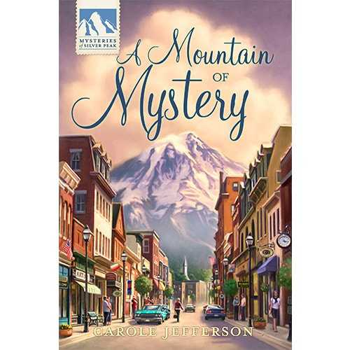 A Mountain of Mystery book (Guideposts)