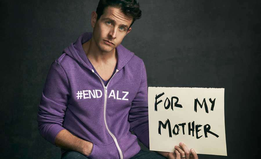 Joey McIntyre partners with the Alzheimer's Association to end Alzheimer's Guideposts