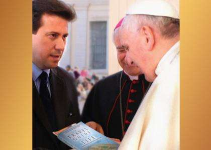 Anthony DeStefano and the Pope