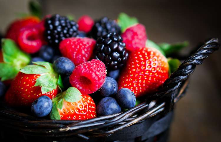 Berries fight cancer