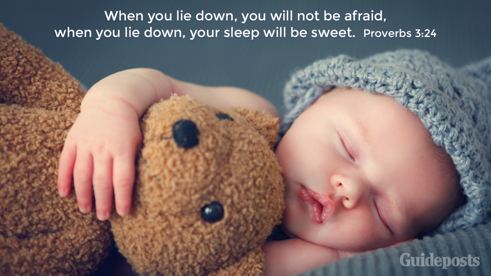 """7 Bible Verses for a Good Night's Sleep """"When you lie down, you will not be afraid, when you lie down, your sleep will be sweet  Proverbs 3:24 Faith and Prayer Bible Resources"""