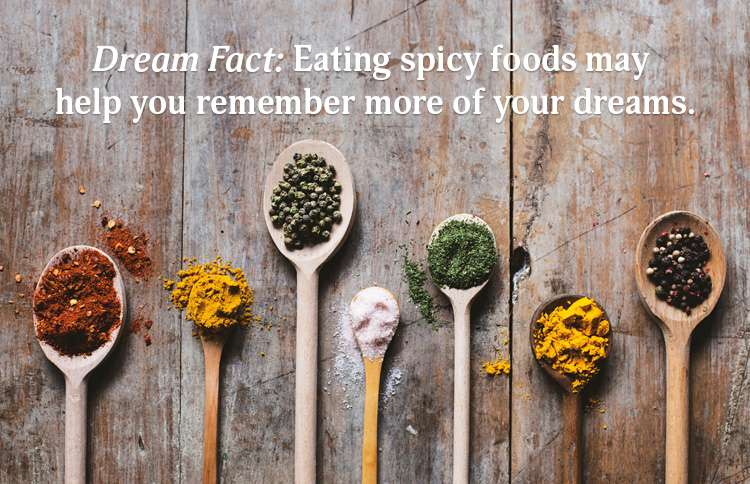 Spicy Foods Dreams