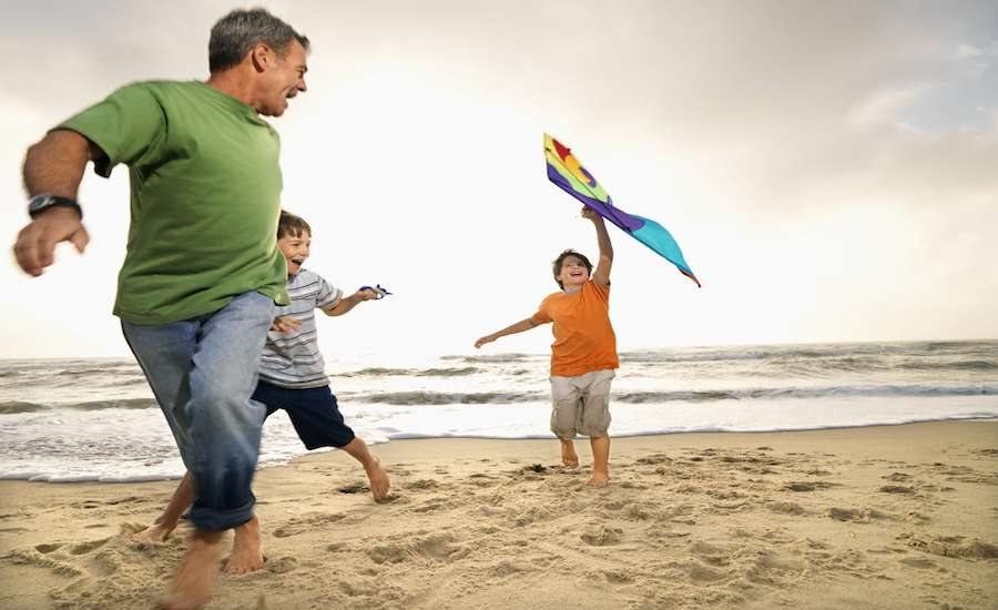support military families with a night or weekend away, Guideposts