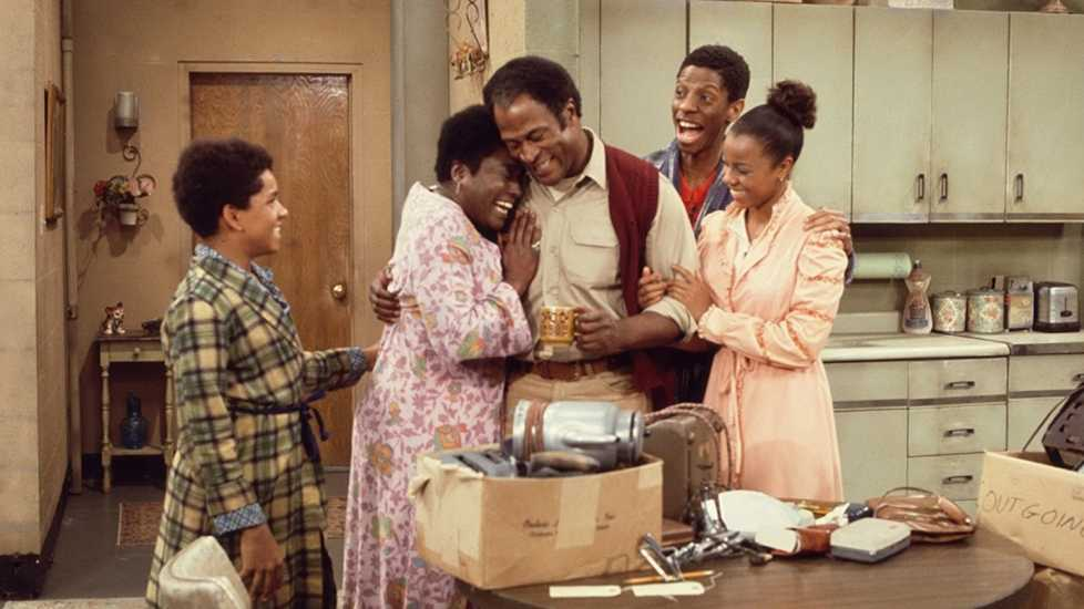 Florida Evans (Esther Rolle) in Good Times