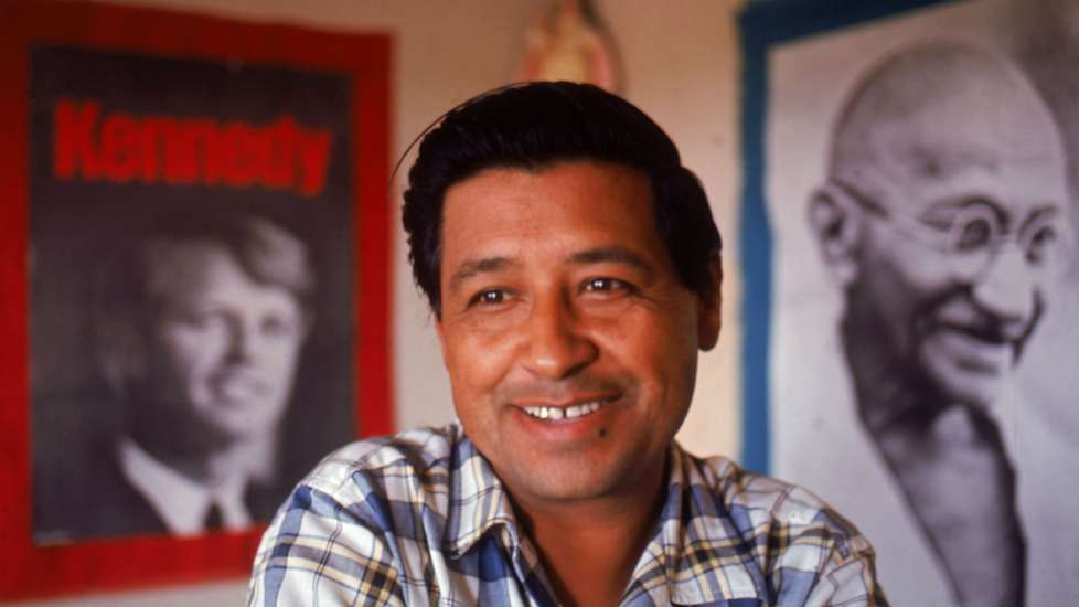 Cesar Chavez Hispanic Heritage Month Inspiring Figures Inspiration Inspirational Stories