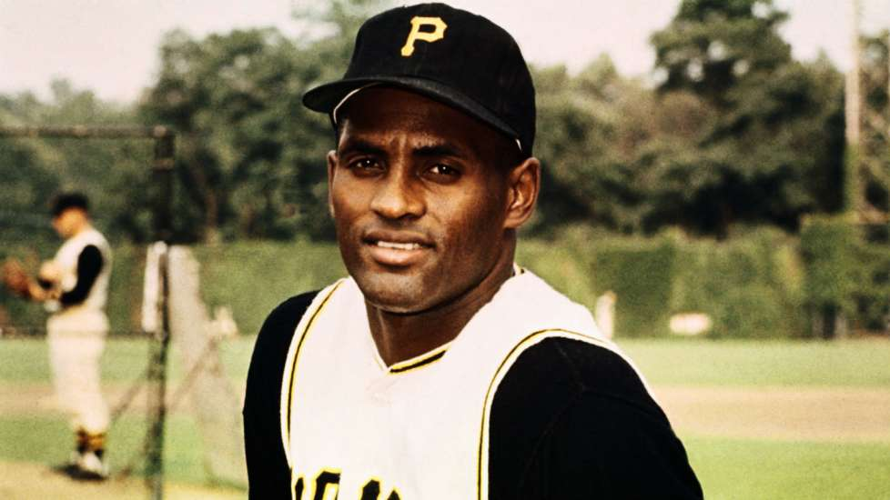 Roberto Clemente Hispanic Heritage Month Inspiring Figures Inspiration Inspirational Stories